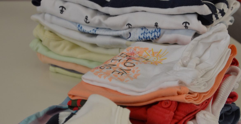 Gdzie trzymać ubranka dziecka?
