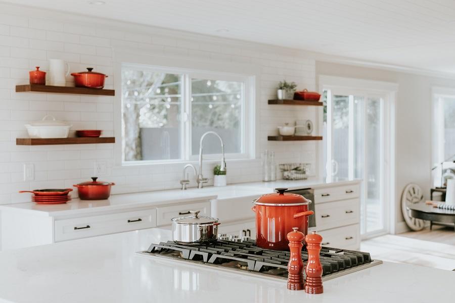 Czego potrzebujesz w kuchni?